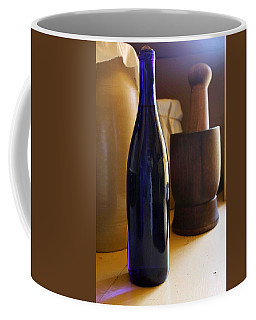 Blue Bottle And Mortar Coffee Mug