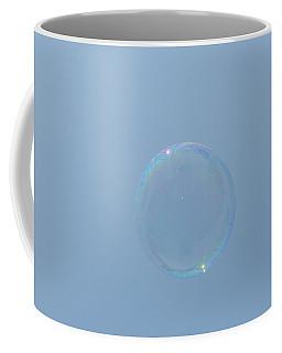 Blue Bubble Coffee Mug