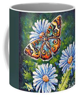 Blue Buckeye Coffee Mug