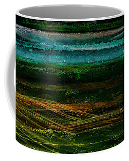 Blue Canoe Coffee Mug