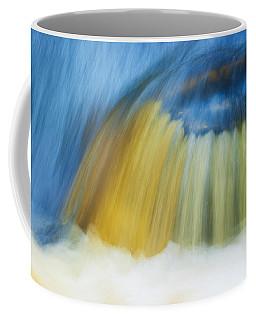 Blue Cascade Coffee Mug