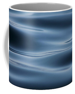 Blue Coffee Mug by Cathie Douglas