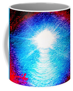 Blue Cave Coffee Mug