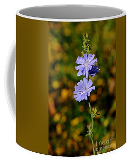 Blue Chicory 2 Coffee Mug