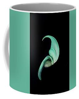 Blue Claw Coffee Mug