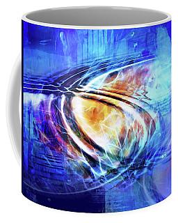 Blue Connexion Coffee Mug