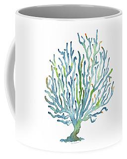 Blue Coral Coffee Mug