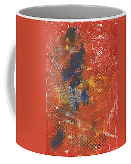 Blue Dancer Coffee Mug
