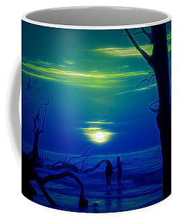 Blue Dawn Coffee Mug