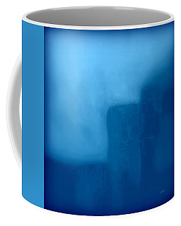 Blue Day - The Sound Of Silence  Coffee Mug