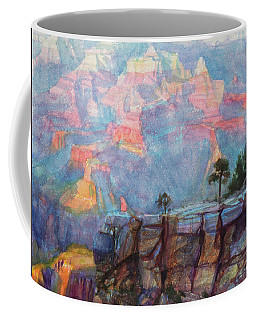 Blue Depths Coffee Mug