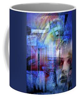 Blue Drama Vision Coffee Mug