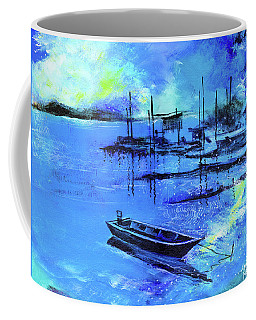 Blue Dream 2 Coffee Mug