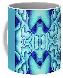 Blue Dream Coffee Mug by Versel Reid
