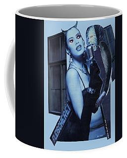 Blue Duet Coffee Mug