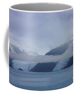 Blue Escape In Alaska Coffee Mug