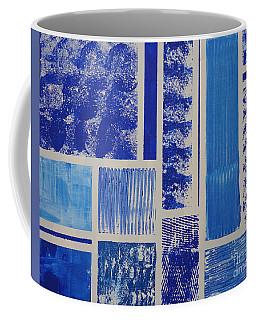 Blue Expo Coffee Mug