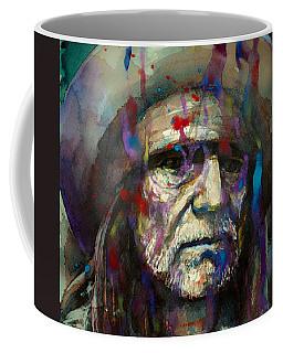 Blue Eyes Crying In The Rain Coffee Mug