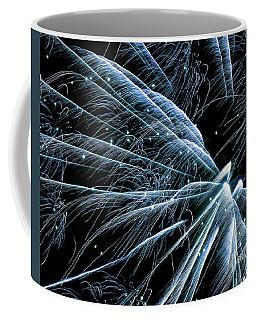 Blue Fairy Fireworks #0710_3 Coffee Mug