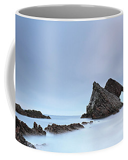 Coffee Mug featuring the photograph Blue Fiddle by Grant Glendinning