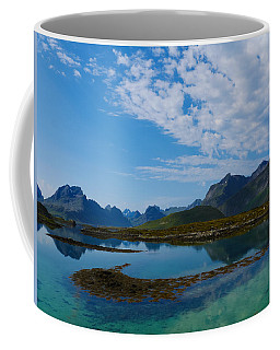 Blue Fjord Coffee Mug