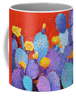 Blue Flame Companion 1 Coffee Mug