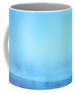 Blue Fog Coffee Mug