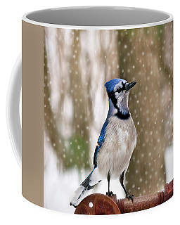 Blue For You Coffee Mug