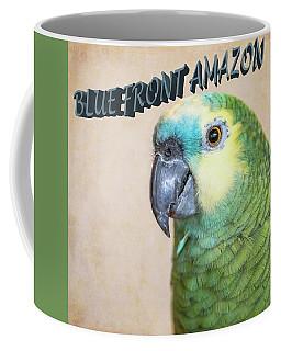 Blue Front Amazon Coffee Mug