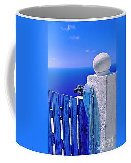 Blue Gate Coffee Mug