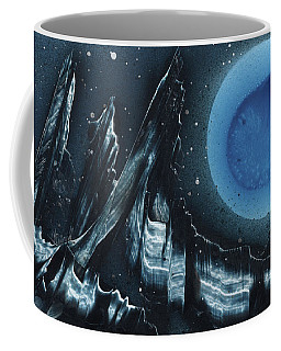 Blue Gloss Coffee Mug