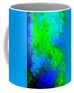 Blue-green Dreams Coffee Mug