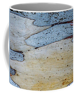 Blue Gum Abstract 3 Coffee Mug