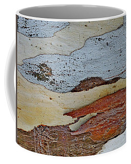 Blue Gum In Summer 2 Coffee Mug