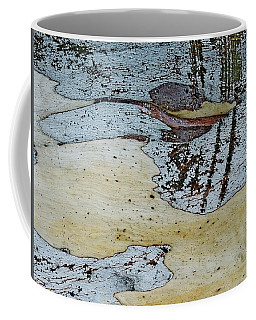 Blue Gum In Summer 1 Coffee Mug