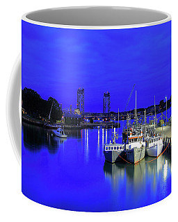 Blue Harbor-portsmouth Coffee Mug