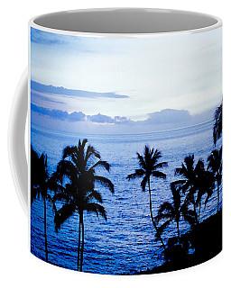 Blue Hawaii Coffee Mug