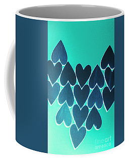 Blue Heart Collective Coffee Mug
