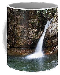 Blue Hole In Spring #1 Coffee Mug by Jeff Severson