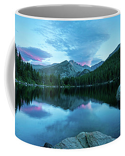 Bear Lake Dusk Coffee Mug