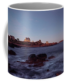 Blue Hour In Gloucester Coffee Mug