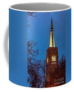 Blue Hour Steeple Coffee Mug