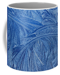 Blue Ice #2 Coffee Mug