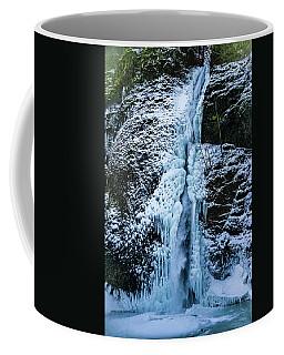 Blue Ice And Water Coffee Mug
