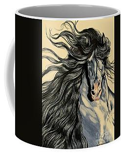 Blue Ice - Mustang Coffee Mug