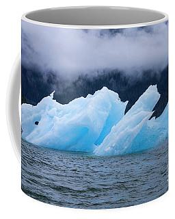 Blue Iceberg Coffee Mug