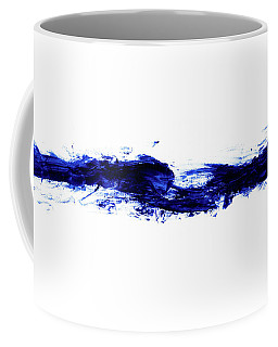 Blue 3 Coffee Mug