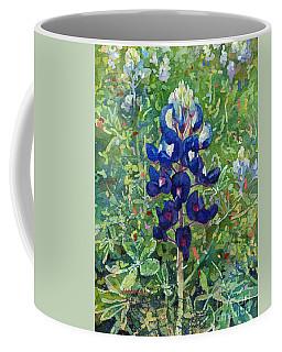Blue In Bloom 2 Coffee Mug