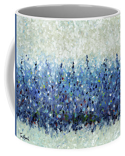 Blue Intensity Coffee Mug