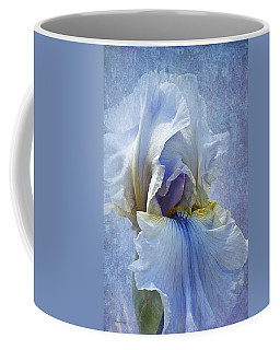 Blue Iris Fog Coffee Mug